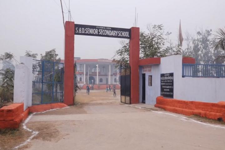 Smt Banni Devi Senior Secondary School-Campus View