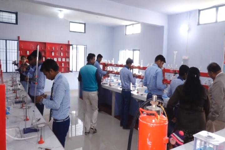 Smt Banni Devi Senior Secondary School-Chemistry Lab