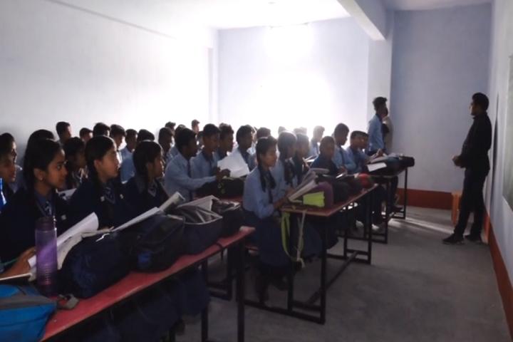 Smt Banni Devi Senior Secondary School-Classroom
