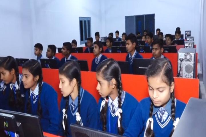 Smt Banni Devi Senior Secondary School-Computer Lab