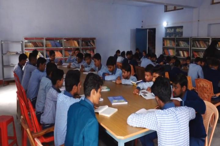 Smt Banni Devi Senior Secondary School-Library