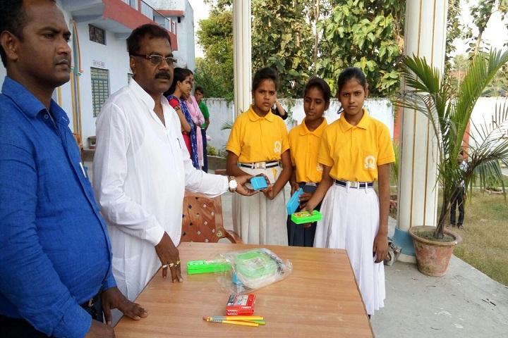 Smt Banni Devi Senior Secondary School-Prize Distribution