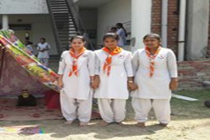 Smt Brahma Devi Saraswati Balika Vidya Mandir-Scouts and Guide