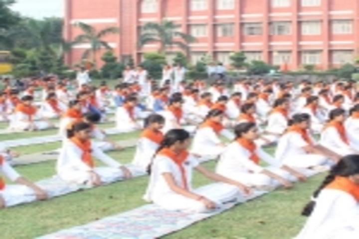 Smt Brahma Devi Saraswati Balika Vidya Mandir-Yoga