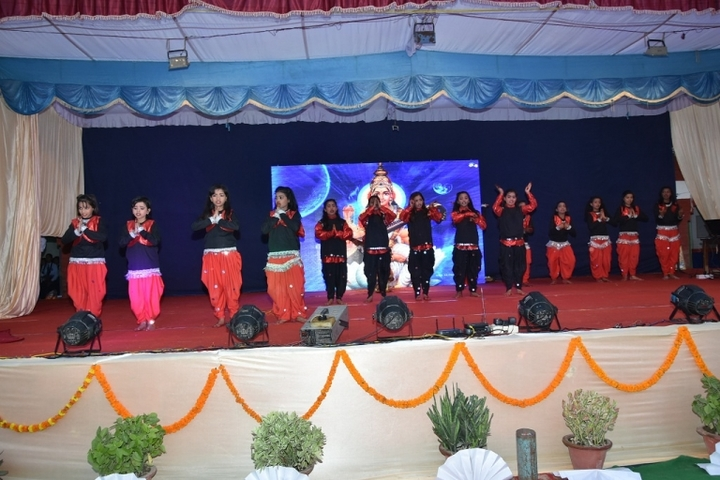 Smt Dhrauapadi Devi Tripathi Kanya-Annual Day