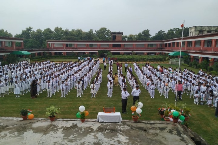 Smt Dhrauapadi Devi Tripathi Kanya-Independence Day