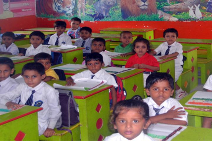 Smt Dhrauapadi Devi Tripathi Kanya-Kindergarten