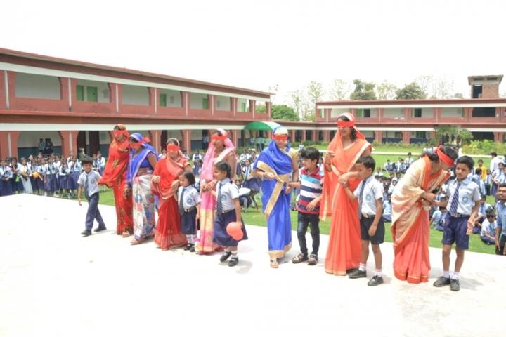 Smt Dhrauapadi Devi Tripathi Kanya-Mothers Day