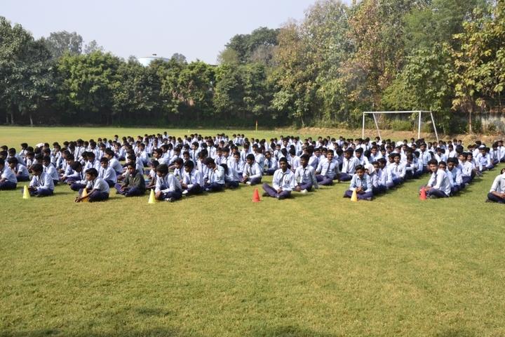 Smt Dhrauapadi Devi Tripathi Kanya-Playground