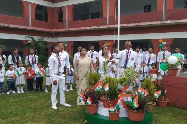 Smt Dhrauapadi Devi Tripathi Kanya-Republic Day