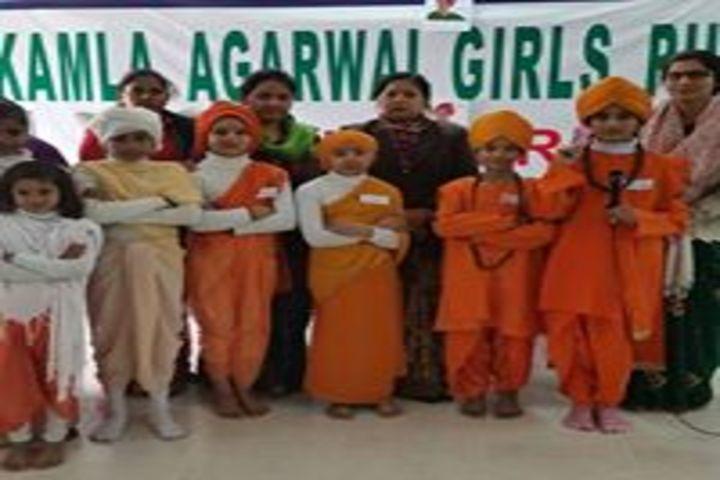Smt. Kamla Agarwal Girls Public School-Fest