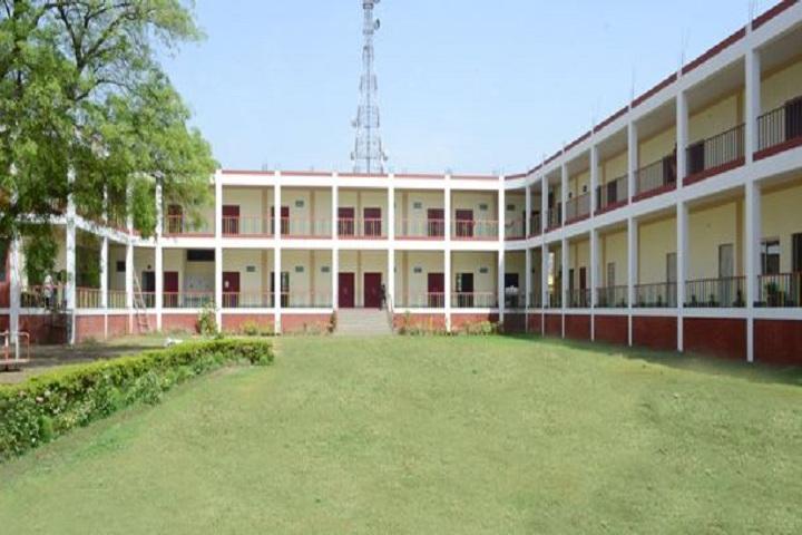 Smt Kamla Agarwal Girls Public School--Campus View