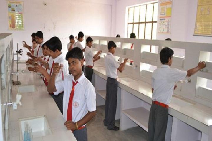 Smt Kamla Agarwal Girls Public School--Chemistry Lab