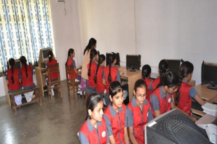 Smt Kamla Agarwal Girls Public School-IT Lab