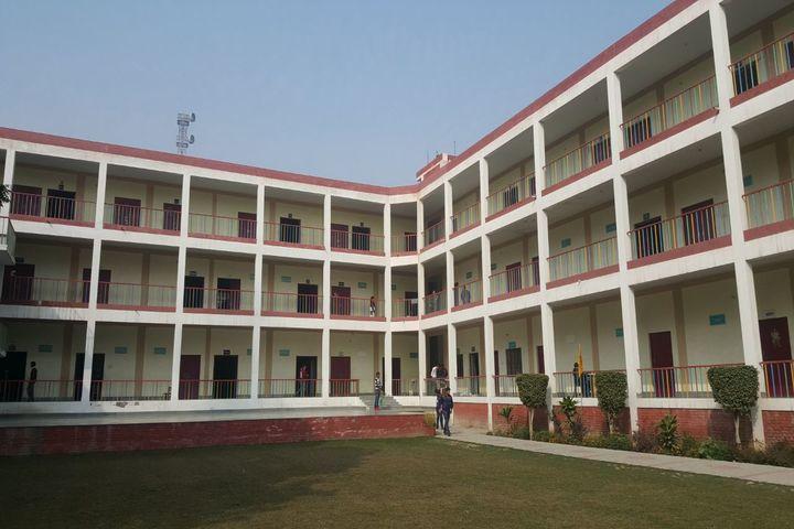 Smt. Kamla Agarwal Public School-Campus