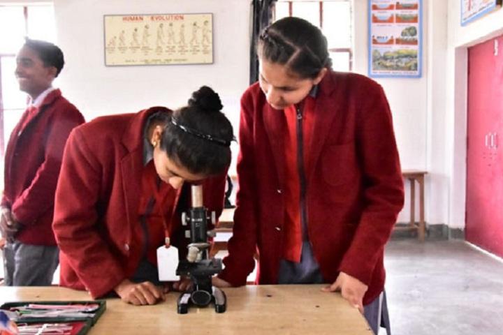 Smt. Kamla Agarwal Public School-Biology Lab