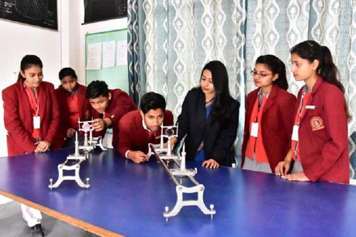 Smt. Kamla Agarwal Public School-Physics Lab