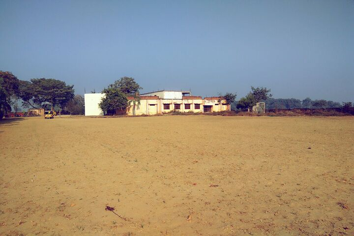Sneh Lata Vidya Mandir-School Backview