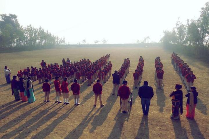 Sneh Lata Vidya Mandir-Assembly