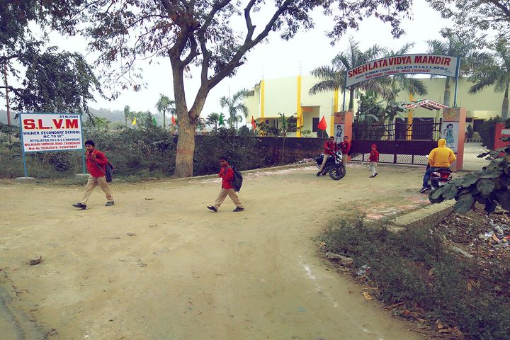 Sneh Lata Vidya Mandir-Campus Front View
