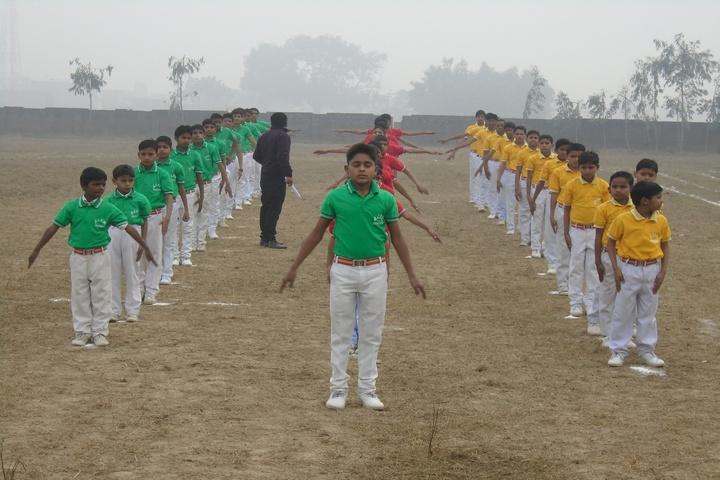 Sneh Lata Vidya Mandir-Yoga