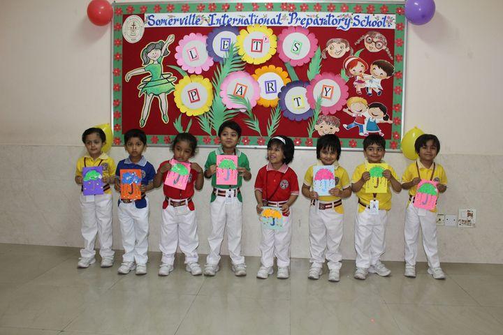 Somerville International School-Mothers Day