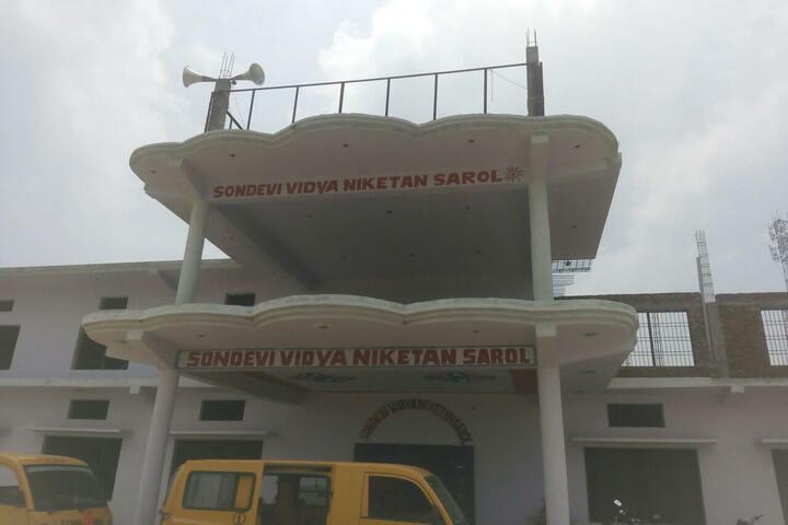 Sondevi Vidya Niketan-Campus