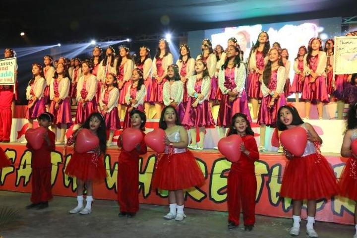 Sophia Girls High School English Medium-Annual  day