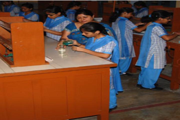 Sophia Girls High School English Medium-Chemistry Lab