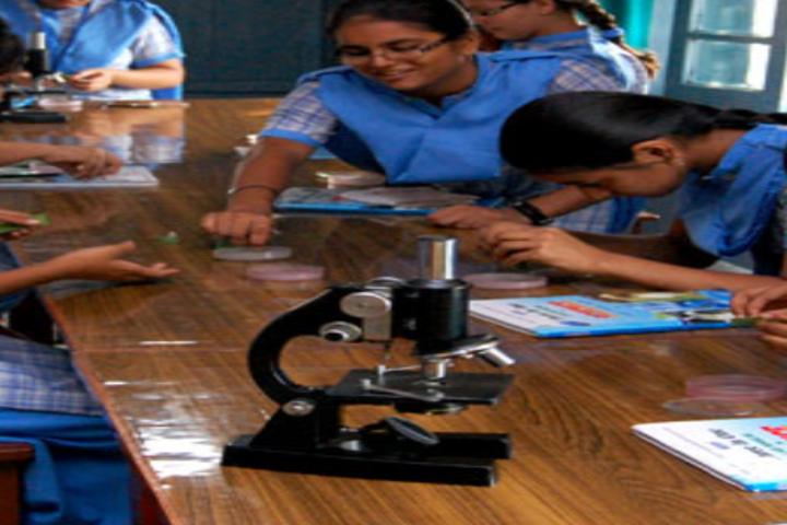 Sophia Girls High School English Medium-Physics Lab