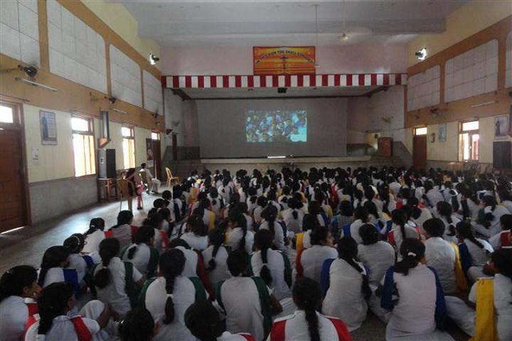 Sophia Girls High School English Medium-Auditorium