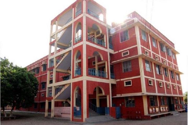 Sophia Girls High School English Medium-School Building