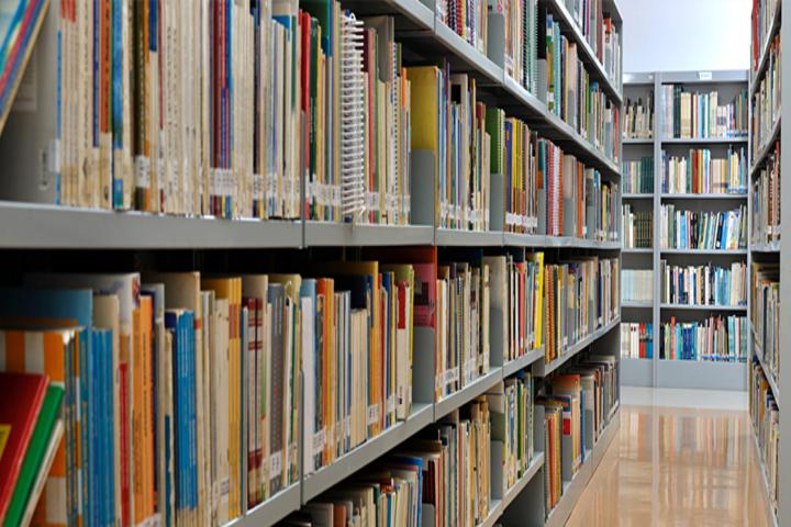 Spring Bell School-Library