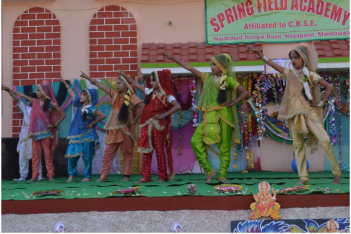 Spring Field Academy-Annual day