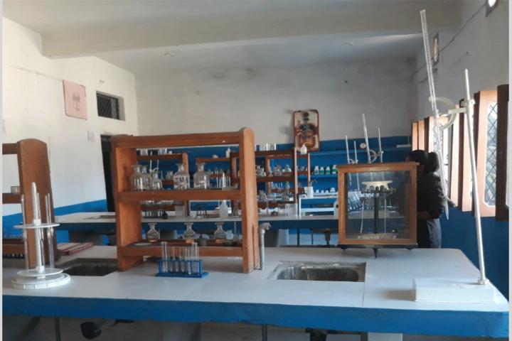 Spring Field Academy-Chemistry Lab