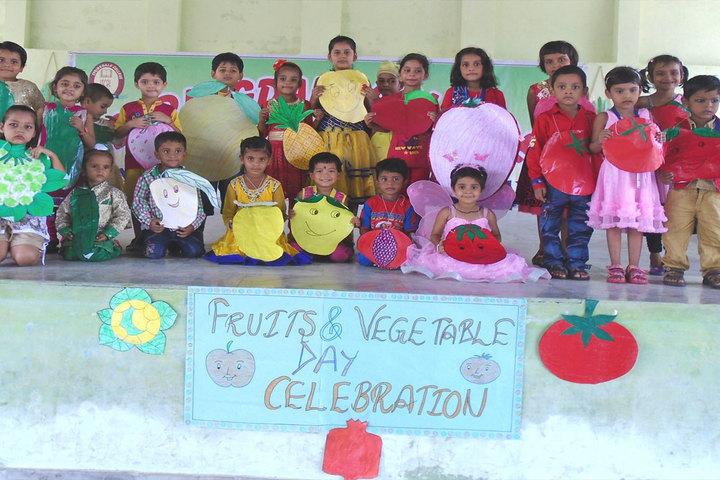 Springdale College-Fruits Day