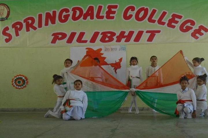Springdale College-Republic Day
