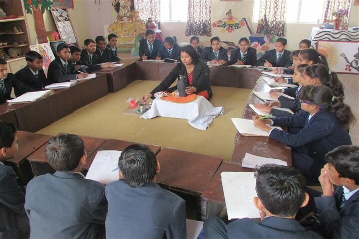 SPS International Academy-Art Class