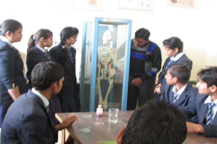 SPS International Academy-Biology Lab