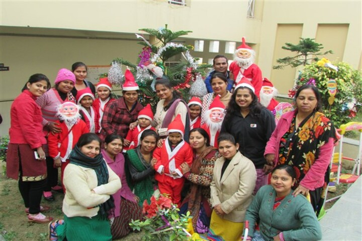 SPS International Academy-Christmas Celebrations
