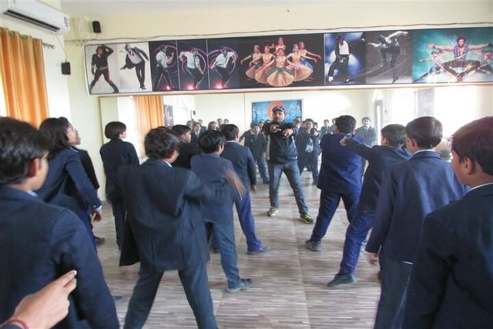 SPS International Academy-Dance Class