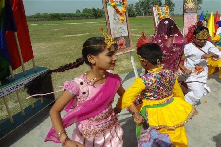 SPS International Academy-Janamastami Celebrations
