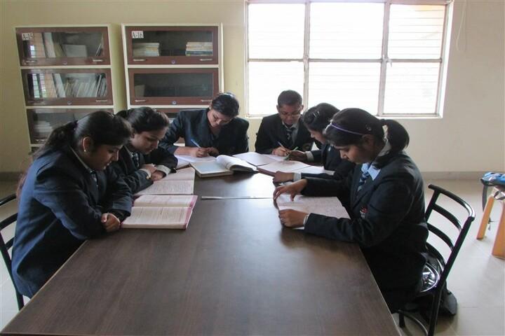 SPS International Academy-Library