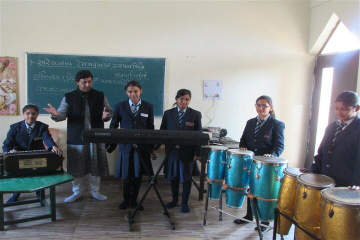 SPS International Academy-Music Room