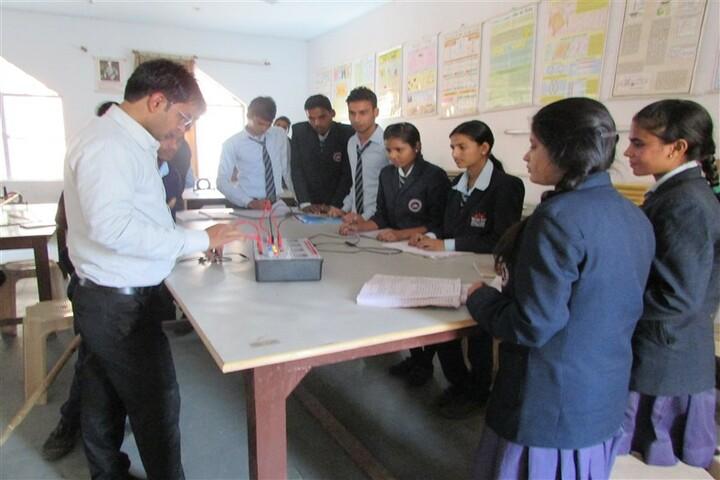 SPS International Academy-Physics Lab