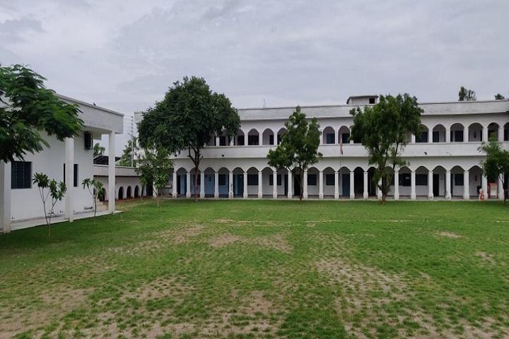 Sri Krishan Sagar Public School-Campus View