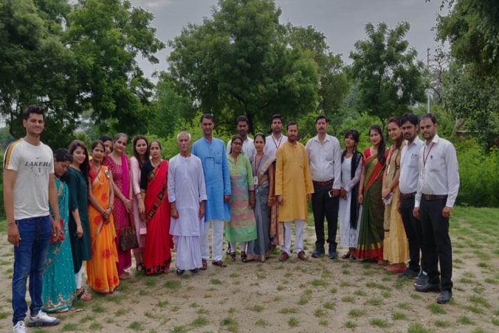 Sri Krishan Sagar Public School-Group Photo