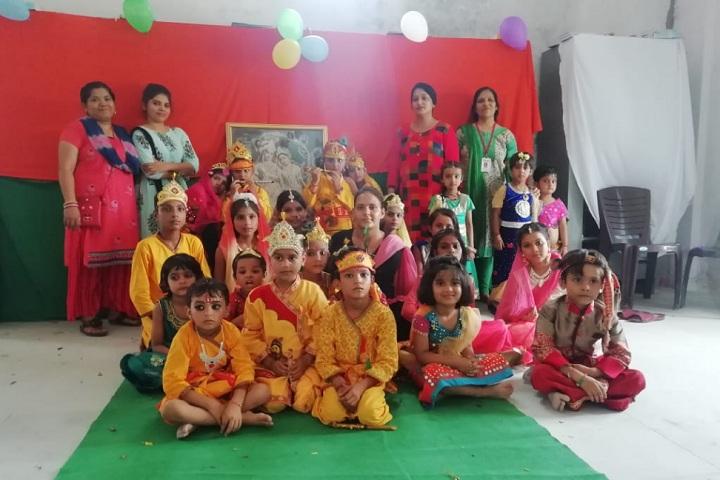 Sri Krishan Sagar Public School-Janmastami Celebrations