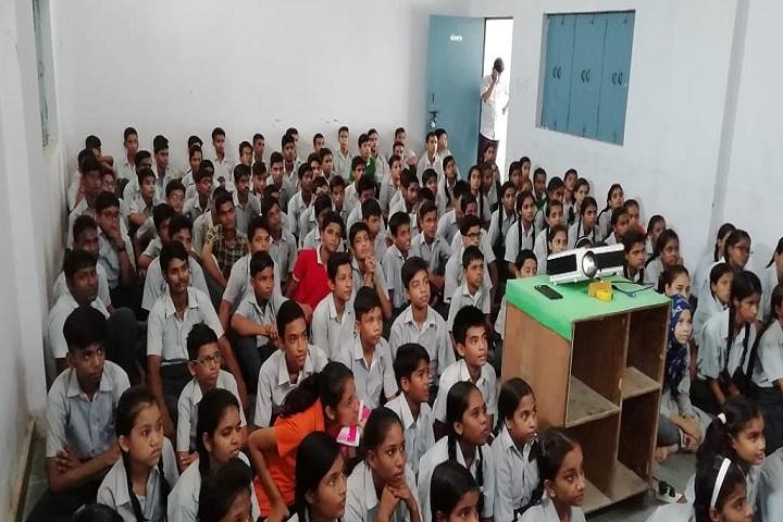 Sri Krishan Sagar Public School-Man ki baat programme