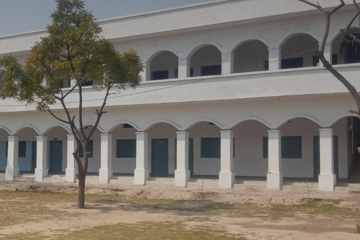 Sri Krishan Sagar Public School-school building